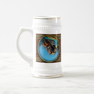 Carnival - Ride - The thrill of the carnival Beer Stein