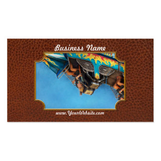 Carnival - Ride - The thrill of the carnival Business Card