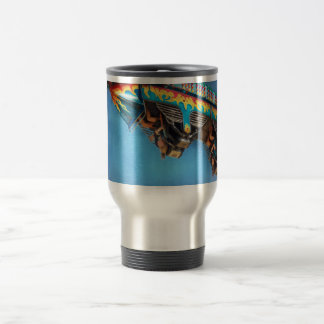 Carnival - Ride - The thrill of the carnival Travel Mug