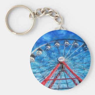 Carnival - Round and Round Keychains