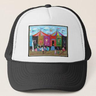 Carnival Sideshow Trucker Hat