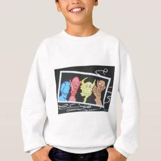 Carnival Snap Sweatshirt