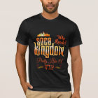 CARNIVAL Soca Kingdom (your text) T-Shirt