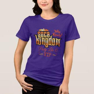 CARNIVAL Soca Kingdom (your text) T-Shirt