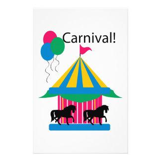 Carnival! Stationery