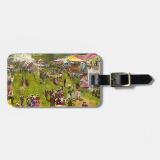 Carnival - Summer at the carnival 1900 Bag Tag