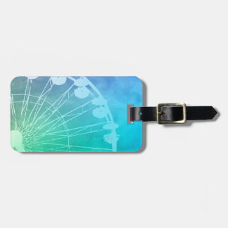 Carnival Summer design Luggage Tag