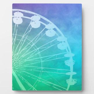 Carnival Summer design Plaque