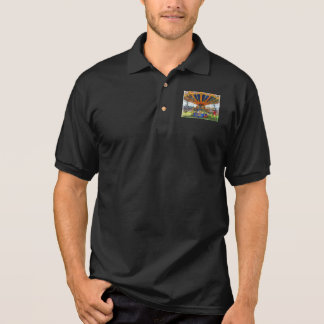 Carnival - Super Swing Ride Polo Shirt