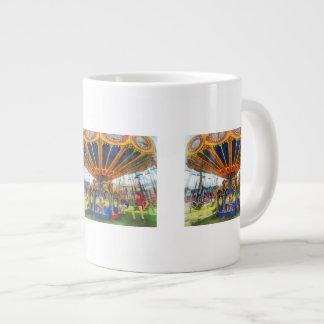 Carnival - Super Swing Ride Extra Large Mugs