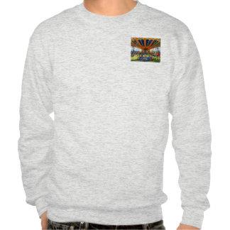 Carnival - Super Swing Ride Pull Over Sweatshirt