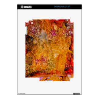 Carnival Tears collection iPad 2 Skins