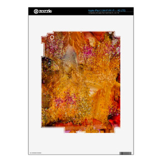 Carnival Tears collection iPad 3 Decals