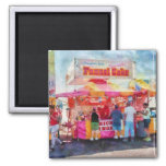 Carnival - The variety is endless 2 Inch Square Magnet