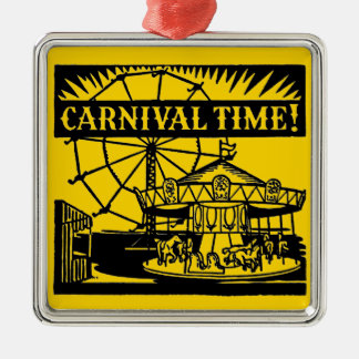 Carnival Time Christmas Ornament