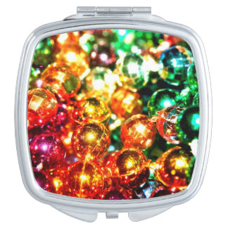 Carnival Time Compact Mirror