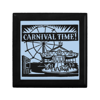 Carnival Time Jewelry Box