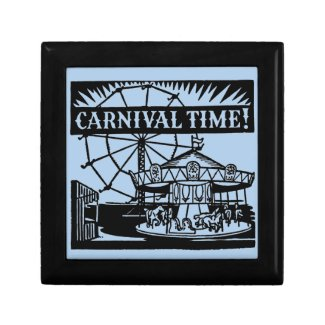 Carnival Time Jewelry Boxes