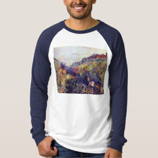 Carnival Tuesday on Boulevard Montmartre at Sunset T-Shirt