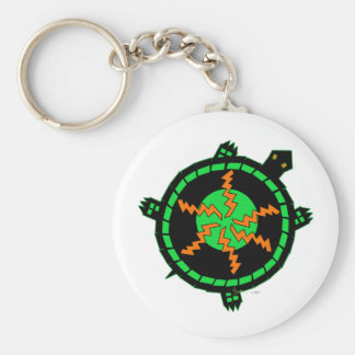 Carnival Turtle Keychains