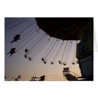 Carnival Twilight Card
