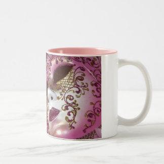 carnival Two-Tone coffee mug