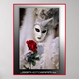 carnival unicorn poster