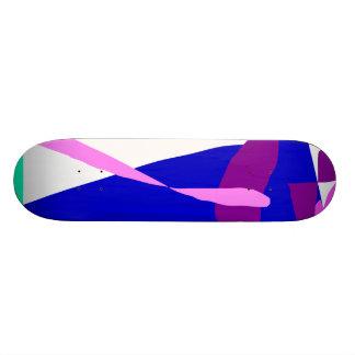 Carnival Water Sea Sailboat Houses Stores Skate Board Deck