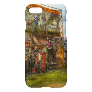 Carnival - Wild Rose & Rattlesnake Joe 1920 iPhone 7 Case