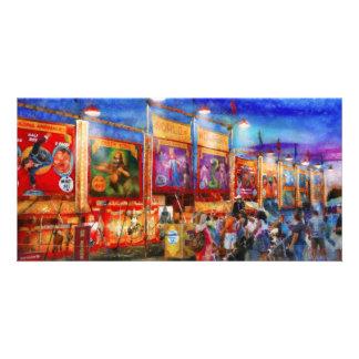 Carnival - World of Wonders Photo Greeting Card