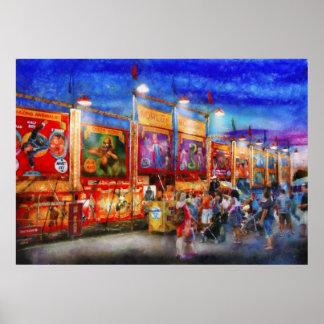 Carnival - World of Wonders Print