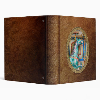Carnival - Year of the dragon 3 Ring Binder