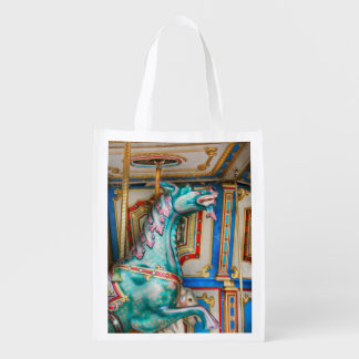Carnival - Year of the dragon Reusable Grocery Bag