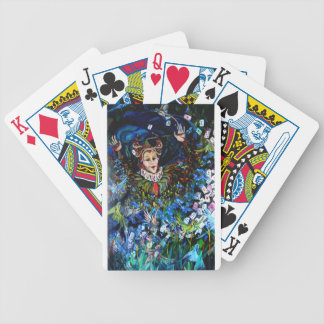 Carnivale Bicycle Playing Cards