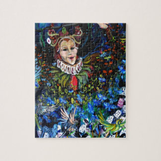 Carnivale Jigsaw Puzzle