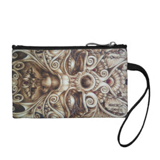 Carnivale Masque Coin Purse