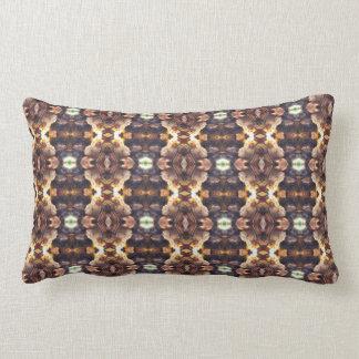 Carnivale pattern pillow