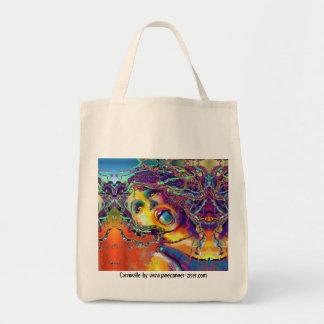 Carnivalle Grocery Bag