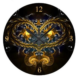 Carnivalous Fractal Clock