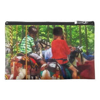 Carnivals - Friends on the Merry-Go-Round Travel Accessories Bags