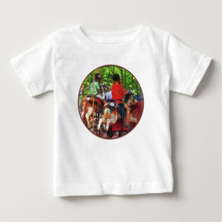 Carnivals - Friends on the Merry-Go-Round T-shirts