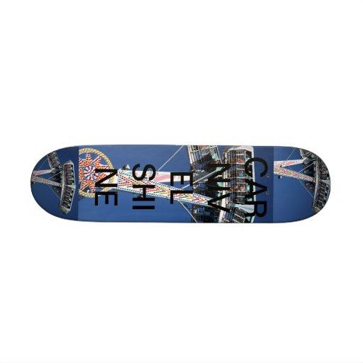 Carnivel Shine Custom Skateboard
