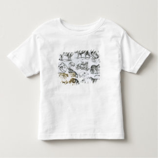 Carnivorous Animals Toddler T-shirt