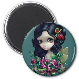 """""""Carnivorous Bouquet Fairy"""" Magnet"""