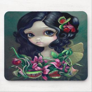 """""""Carnivorous Bouquet Fairy"""" Mousepad"""