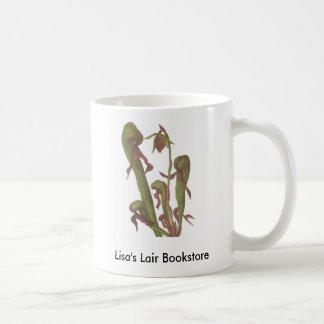 Carnivorous Plant - Darlingtonia californica Promo Classic White Coffee Mug