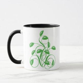 Carnivorous Plant Mug