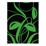Carnivorous Plant Postcard