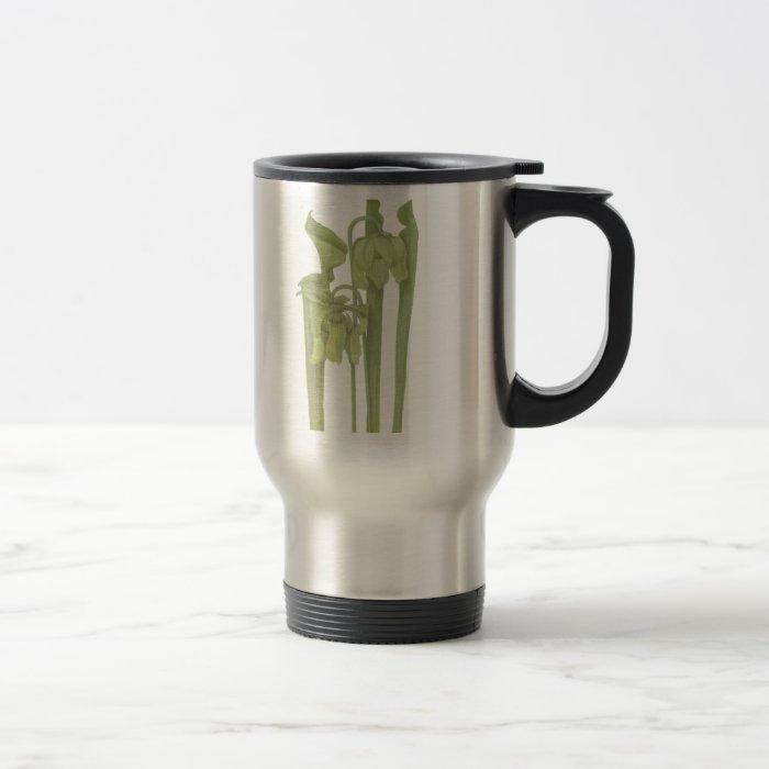 Carnivorous Plant - Sarracenia flava Travel Mug