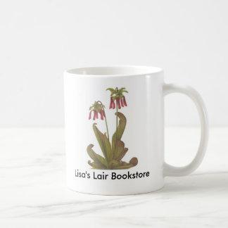 Carnivorous Plant - Sarracenia psittacina Promo Coffee Mug